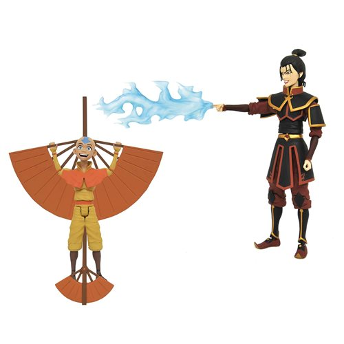 Avatar: The Last Airbender Series 2 Action Figure Set