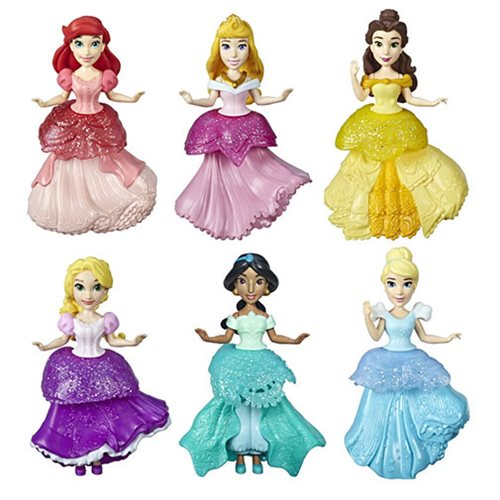 Disney Princess Collectible Dolls Set
