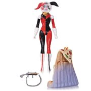 DC Comics Designer Series Retro Rocket Harley Quinn by Amanda Conner Action Figure, Not Mint