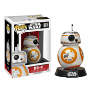 Star Wars: The Force Awakens BB-8 Pop! Vinyl Bobble Head