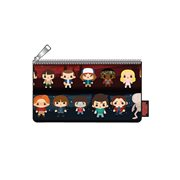 Stranger Things Chibi Character Print Pencil Case