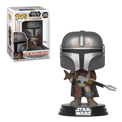 Star Wars: The Mandalorian Pop! Vinyl Figure