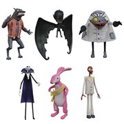 Nightmare Before Christmas Select Series 5 Figure Set