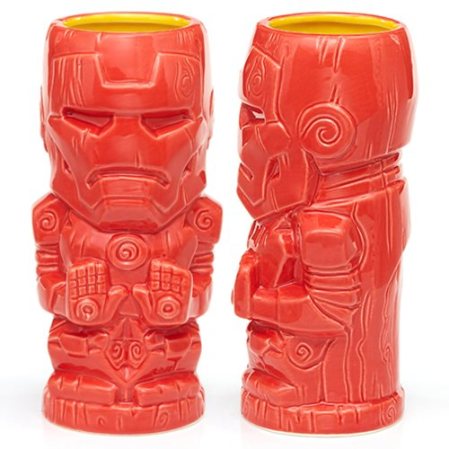Iron Man 15 oz. Geeki Tikis Mug