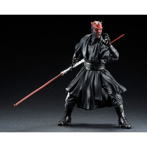 Star Wars: The Phantom Menace Darth Maul ARTFX+ Statue