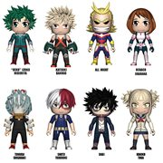 My Hero Academia Titans - Display Case of 18 Mini-Figures
