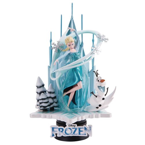 Frozen D-Select Series DS-005 6-Inch Statue - Previews Exclusive