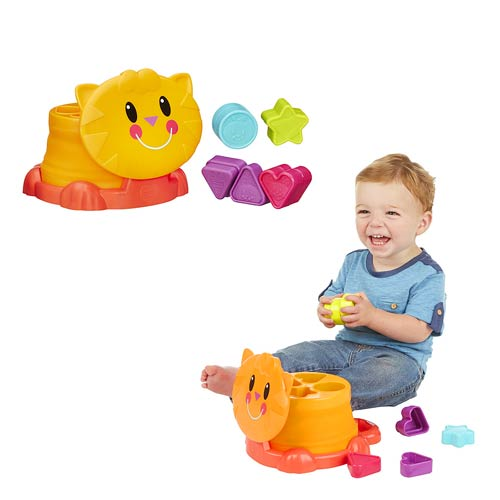 Playskool Play Stow Go Pop Up Shape Sorter