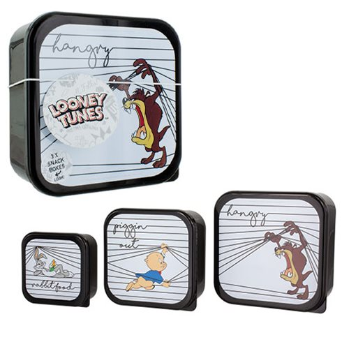 Looney Tunes Snack Boxes