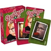 Christmas Story Photos Playing Cards