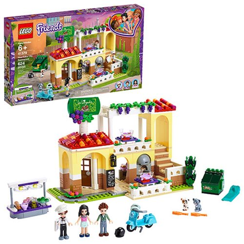 LEGO 41379 Friends Heartlake City Restaurant
