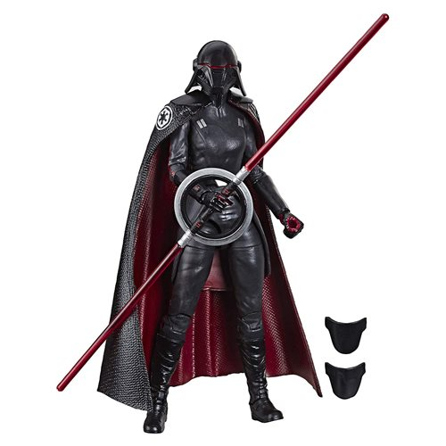 Star Wars The Black Series Second Sister Inquistor Figure 1st Edition, Not Mint
