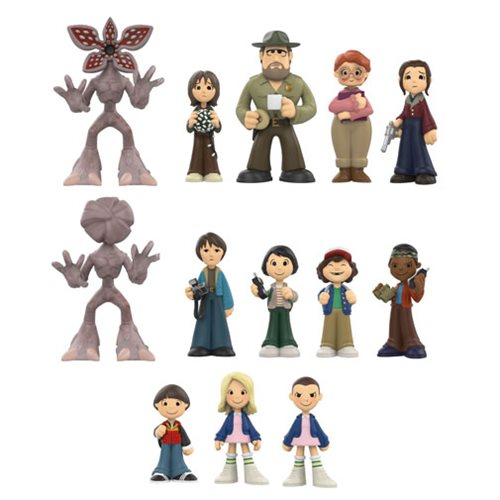 Stranger Things Mystery Minis Display Case