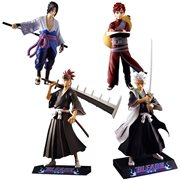 Naruto Shippuden and Bleach 6-Inch Figure Series 2 Set