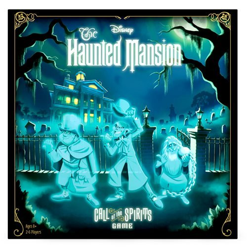 Disney's The Haunted Mansion Game