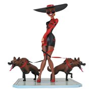 Batman The Animated Series Premier Collection Harley's Holiday Statue