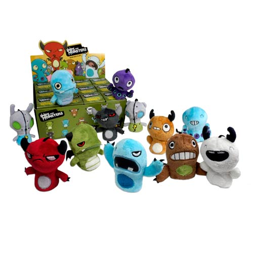 Imps and Monsters 3-Inch Plush Blind Box Display Box
