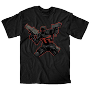Spider-Man New Venom Arsonal Black T-Shirt