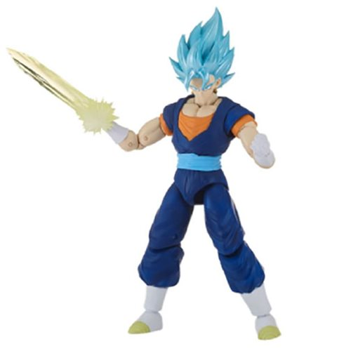 Dragon Ball Stars Super Saiyan Blue Vegito Action Figure