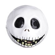 Nightmare Before Christmas Jack Skellington Adult Roleplay Mask