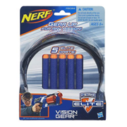 Nerf N-Strike Elite Vision Gear and Ammo