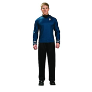 Star Trek Movie Uniform Blue Shirt