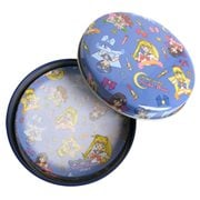 Sailor Moon Sailor Scouts Memo Pad in Blue Tin
