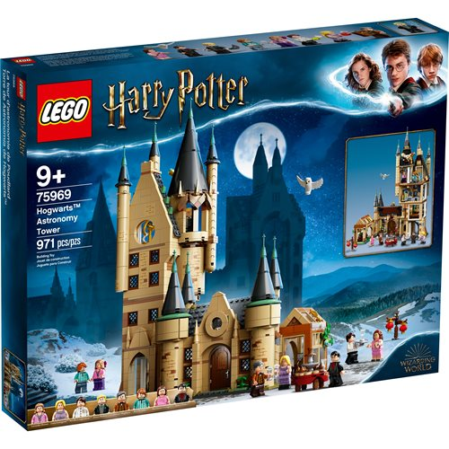 LEGO 75969 Harry Potter Hogwarts Astronomy Tower