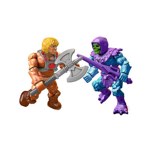 Masters of the Universe Mega Construx Pro builder Wind Raider Attack Construction Set