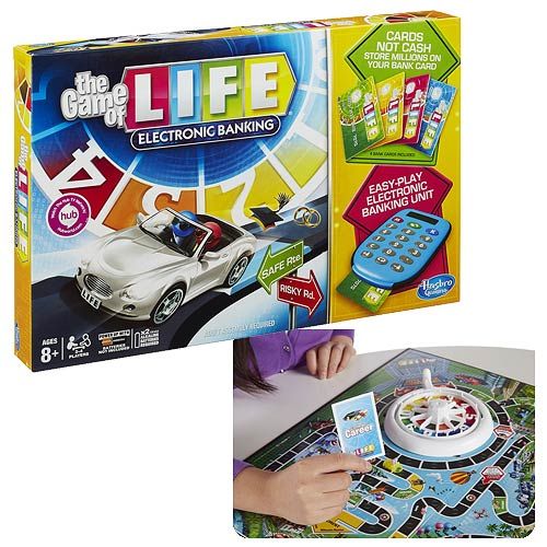 Game of Life Electronic Banking Game