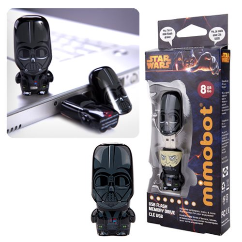 Star Wars Darth Vader Mimobot USB Flash Drive