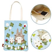 My Neighbor Totoro Totoro Among Clovers Tote Bag