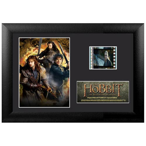 The Hobbit The Desolation of Smaug Series 1 Mini Film Cell
