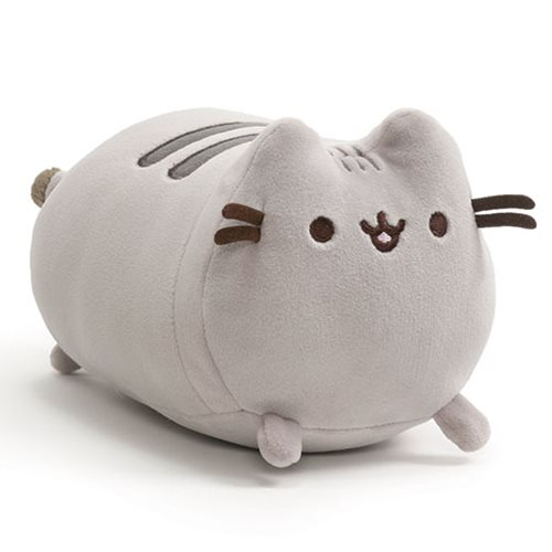 Pusheen the Cat Squisheen Log 6-Inch Plush