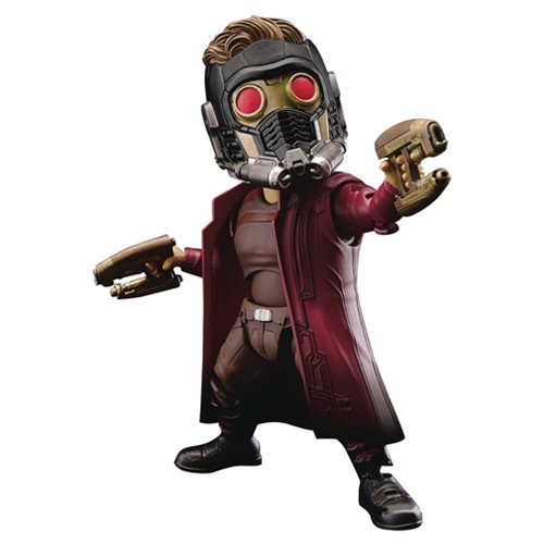 Guardians of the Galaxy Vol.2 Star-Lord Egg Attack Action Figure - Previews Exclusive