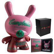 Andy Warhol Campbell's Soup 8-Inch Dunny Masterpiece Vinyl Figure