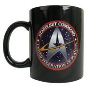 Star Trek Starfleet Command Mug