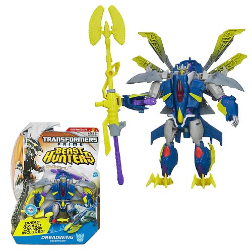 Transformers Prime Beast Hunter Deluxe Dreadwing