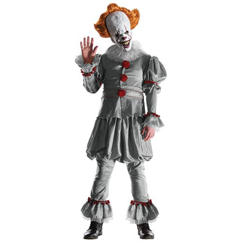 It Pennywise Grand Heritage Adult Standard Costume