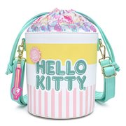 Sanrio Hello Kitty Cup O' Kitty Crossbody Purse