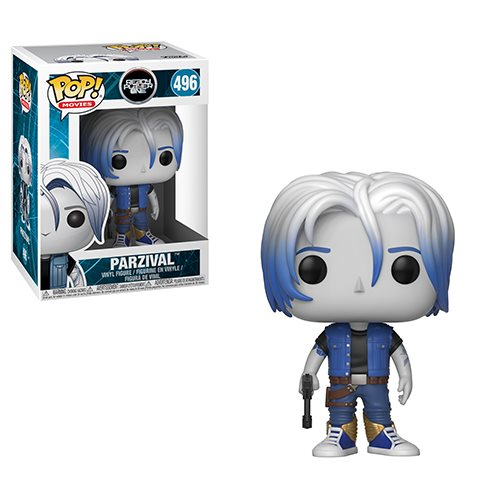 Ready Player One Parzival Pop! Vinyl Figure