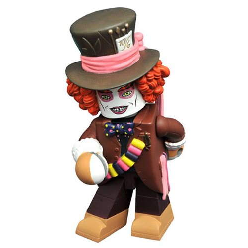 Alice Through the Looking Glass Hatter Vinimate Figure