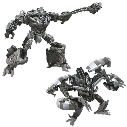 Transformers Studio Series Premier Voyager Wave 8 Case