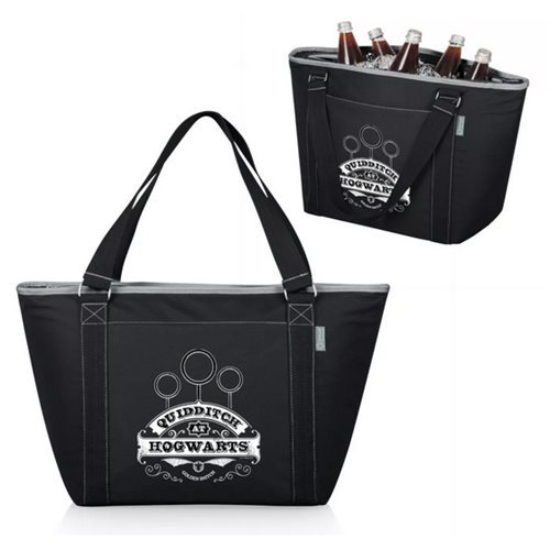 Harry Potter Quidditch Topanga Black Cooler Tote Bag