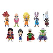 Dragon Ball Z WCF God vs God S1 Mini-Figure Random 3-Pack
