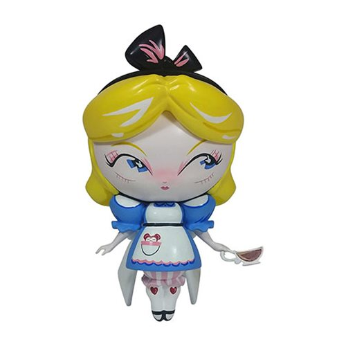 Disney The World of Miss Mindy Alice in Wonderland Alice Vinyl Figure
