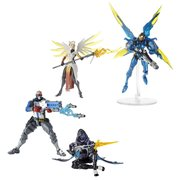 Overwatch Ultimates Action Figure Dual Packs Wave 1 Set