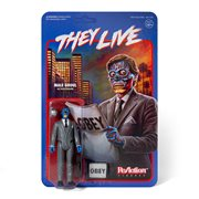 They Live Male Ghoul 3 3/4-Inch ReAction Figure