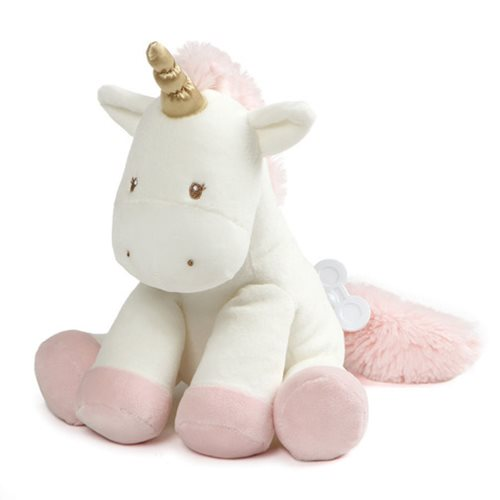 Luna Unicorn Keywind Musical 9-Inch Plush