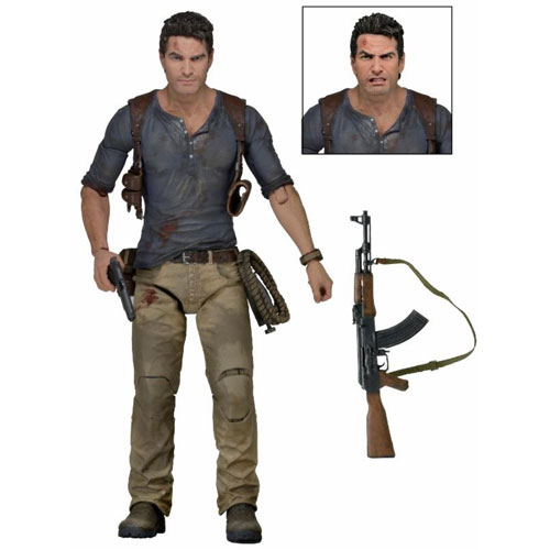 Uncharted 4 Nathan Drake Ultimate 7-Inch Scale Action Figure
